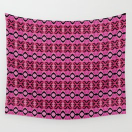 Lines in symphony Wall Tapestry