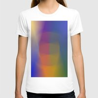 blur T-shirts featuring Radical Blur by writingoverashes
