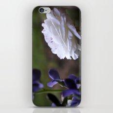 An Elegant Conversation iPhone & iPod Skin