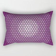 shades of purple Rectangular Pillow