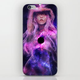 Supermassive Black Hole iPhone Skin