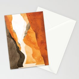 Water Flow 5 Stationery Cards
