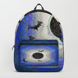 HALLOWEEN ECLIPSE IS NEVER OVER Backpack