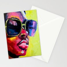 Palette Knife II Stationery Cards