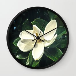 A New Day Begins Wall Clock