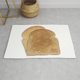 Breakfast Toast  Rug