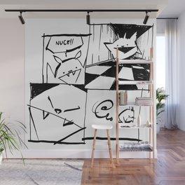 minima - IA - nuce Wall Mural