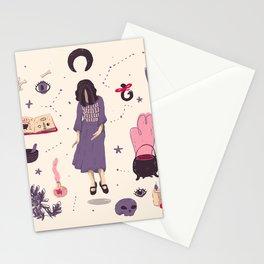 juana paraguaya Stationery Cards