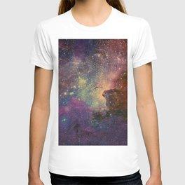 univers abstrait T-shirt