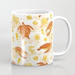 Hawksbill Sea Turtles Coffee Mug
