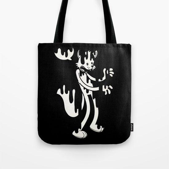 Cat Melt Tote Bag