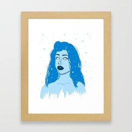 Melt with You Framed Art Print