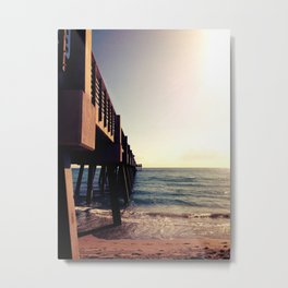The Juno Pier Metal Print