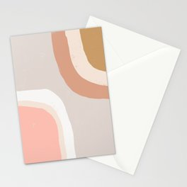 Minimal Abstract Stationery Cards
