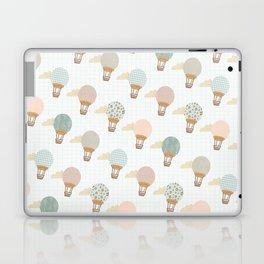 baloon collage pattern  Laptop & iPad Skin