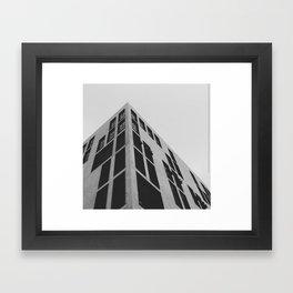 Corners #1 Framed Art Print