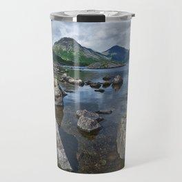 Wastwater English Lake District Travel Mug