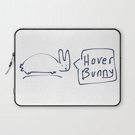 Hover Bunny RABBITS TALKING Laptop Sleeve