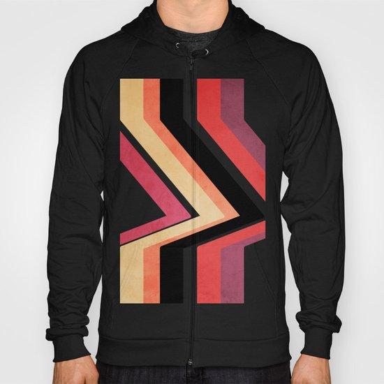 geometric   Hoody