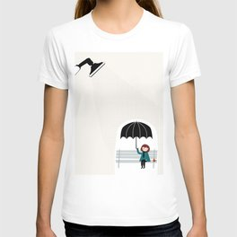 Under the rain T-shirt