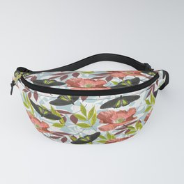 Troides Helena pattern Fanny Pack