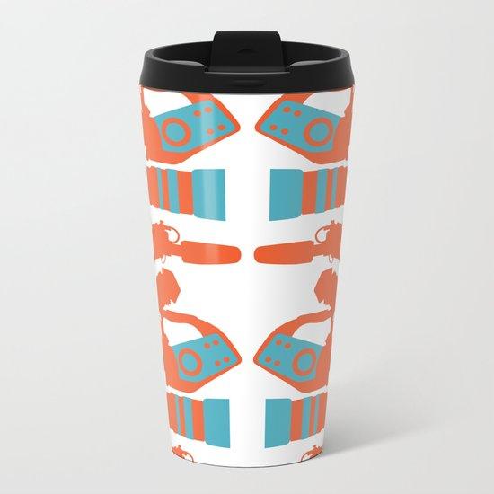40x40 Metal Travel Mug