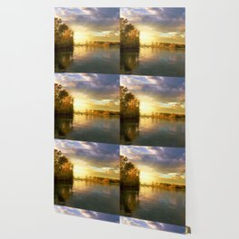 Blazing Sun Wallpaper