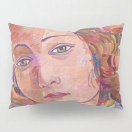 Variations On Botticelli's Venus – No. 1 Pillow Sham