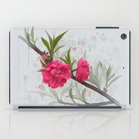 blossom iPad Cases featuring Blossom by IvanaW