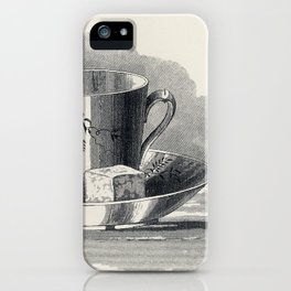 Flies and Ants from Favorite Flies and Their Histories by Mary Orvis Marbury iPhone Case