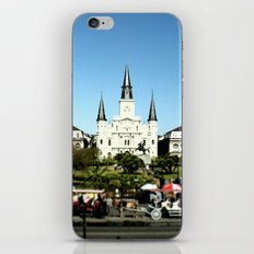 The French Quarter iPhone & iPod Skin