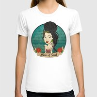 amy hamilton T-shirts featuring Amy by AnaMF