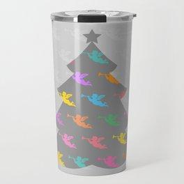 Christmas Tree #9 Travel Mug