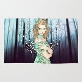 Winter Fairy Rug