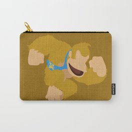 Donkey Kong(Smash)Orange Carry-All Pouch