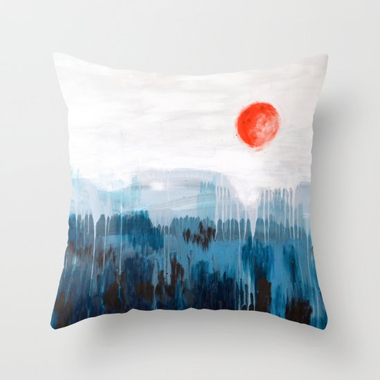 Sea Picture No. 3 Throw Pillow