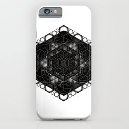 Huichol Hexagon  iPhone Case