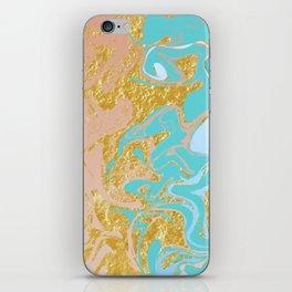 Foiled iPhone Skin