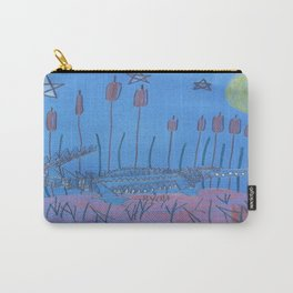 Night Swamp Carry-All Pouch