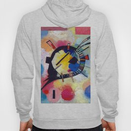 Wassily Kandinsky Yellow Center Hoody
