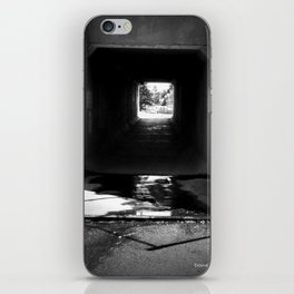 Lethbridge Underpass iPhone Skin