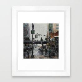 The Highline Framed Art Print