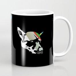 Fossil Dog Coffee Mug