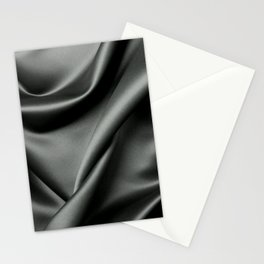 ABSTRACT - MODERN - BLACK - PHOTOGRAPHY - SHEETS Stationery Cards