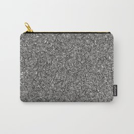 Sunflower Seeds Fill Carry-All Pouch