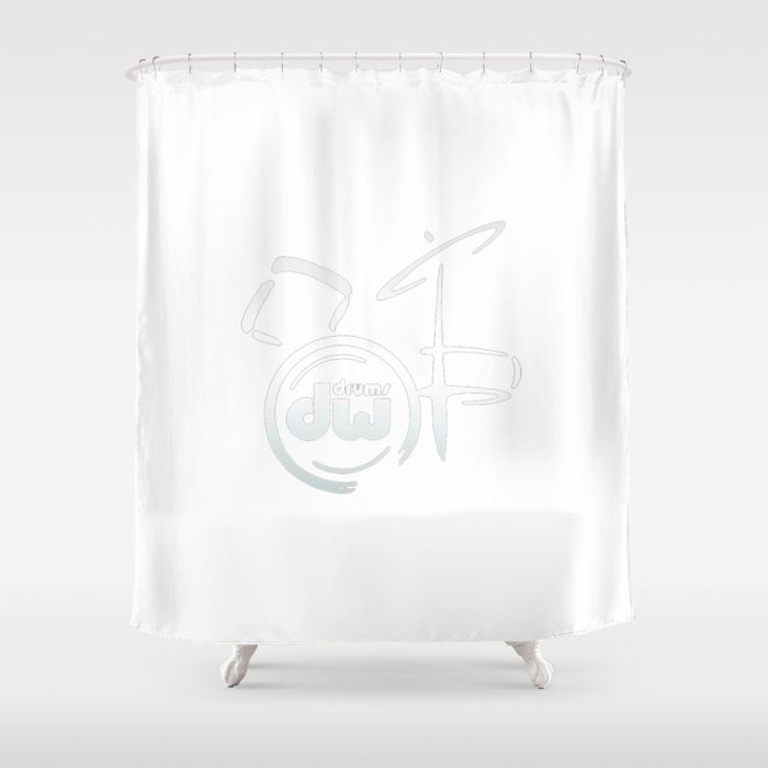 Dw Drum Shower Curtain