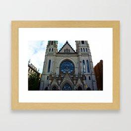 Gesu Framed Art Print