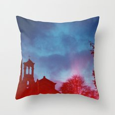 Ranelagh, Dublin.  Throw Pillow