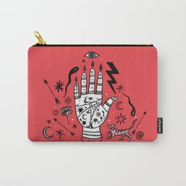Spiritual Hand Carry-All Pouch