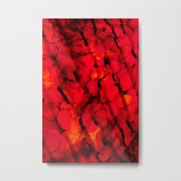 Bloodlines Metal Print